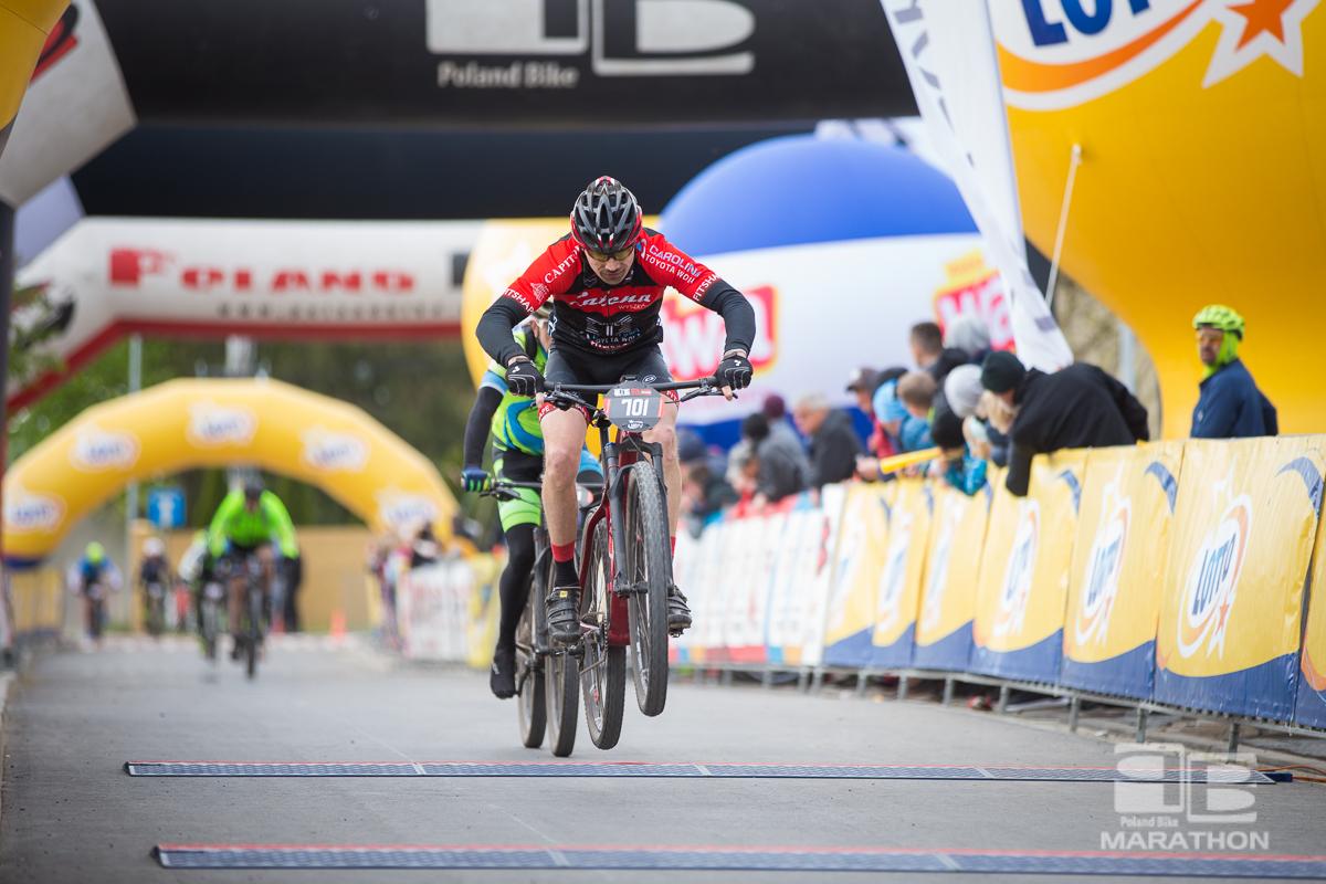 Lotto Poland Bike Radzymin 750 uczestników na zakończenie majówki