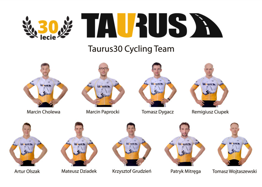 Prezentacja Taurus30 Cycling Team