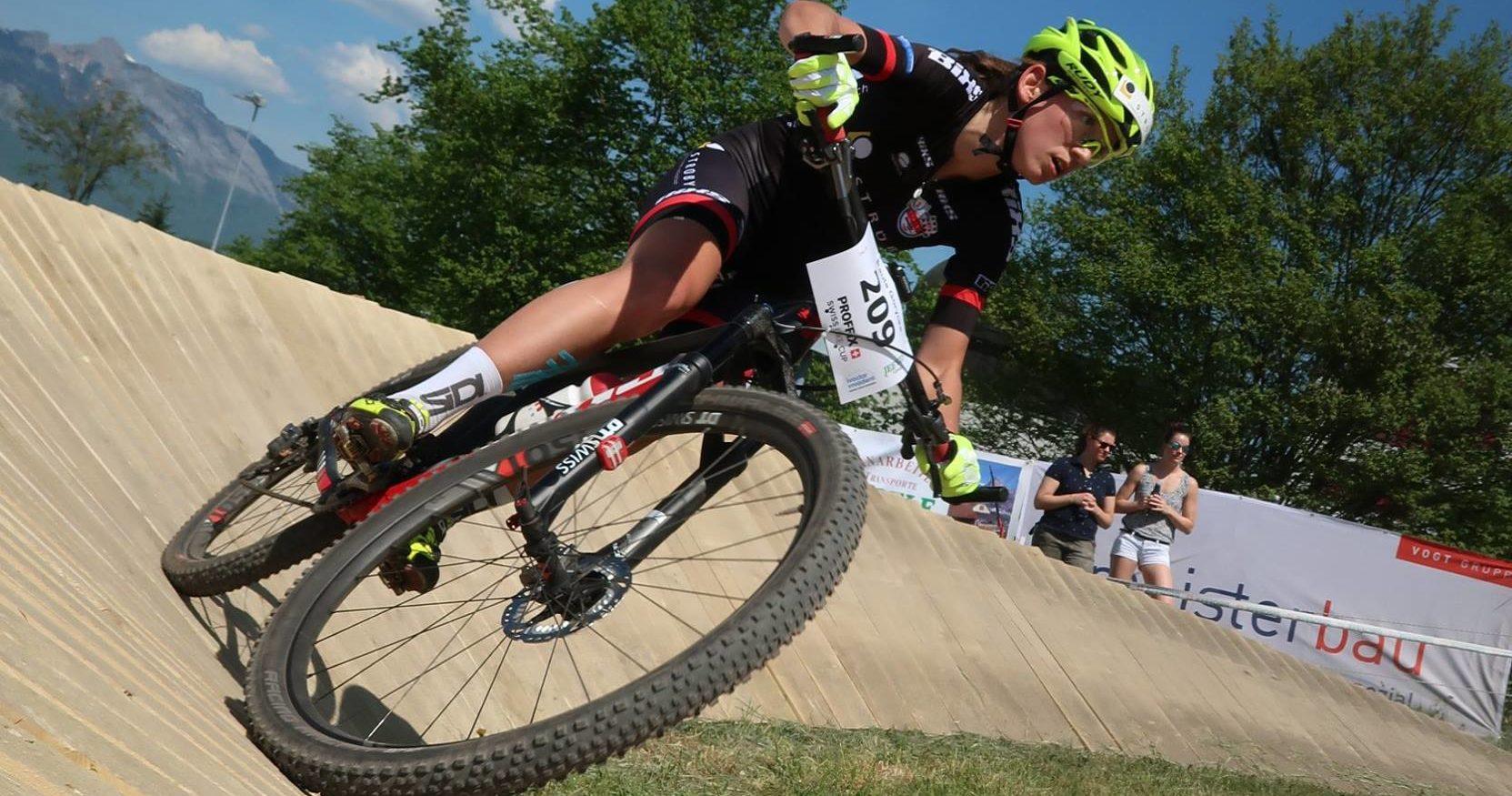 Paula Gorycka (Struby Bixs) – Proffix Swiss Bike Cup, Schaan