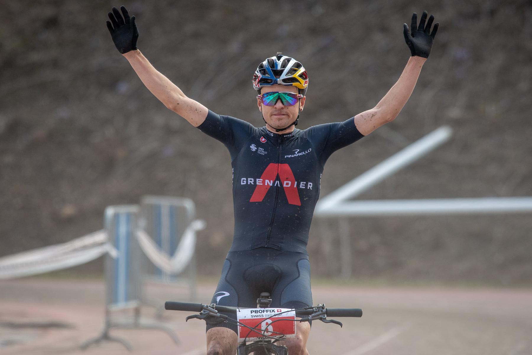 Tom Pidcock i Mona Mitterwallner najszybsi na otwarcie PROFFIX Swiss Bike Cup