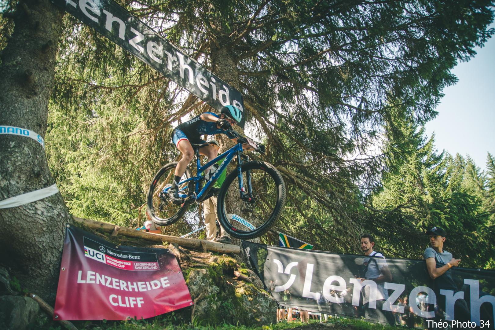 Katarzyna Solus Miśkowicz (KSM Trek Racing) – Puchar Świata, Lenzerheide, Szwajcaria