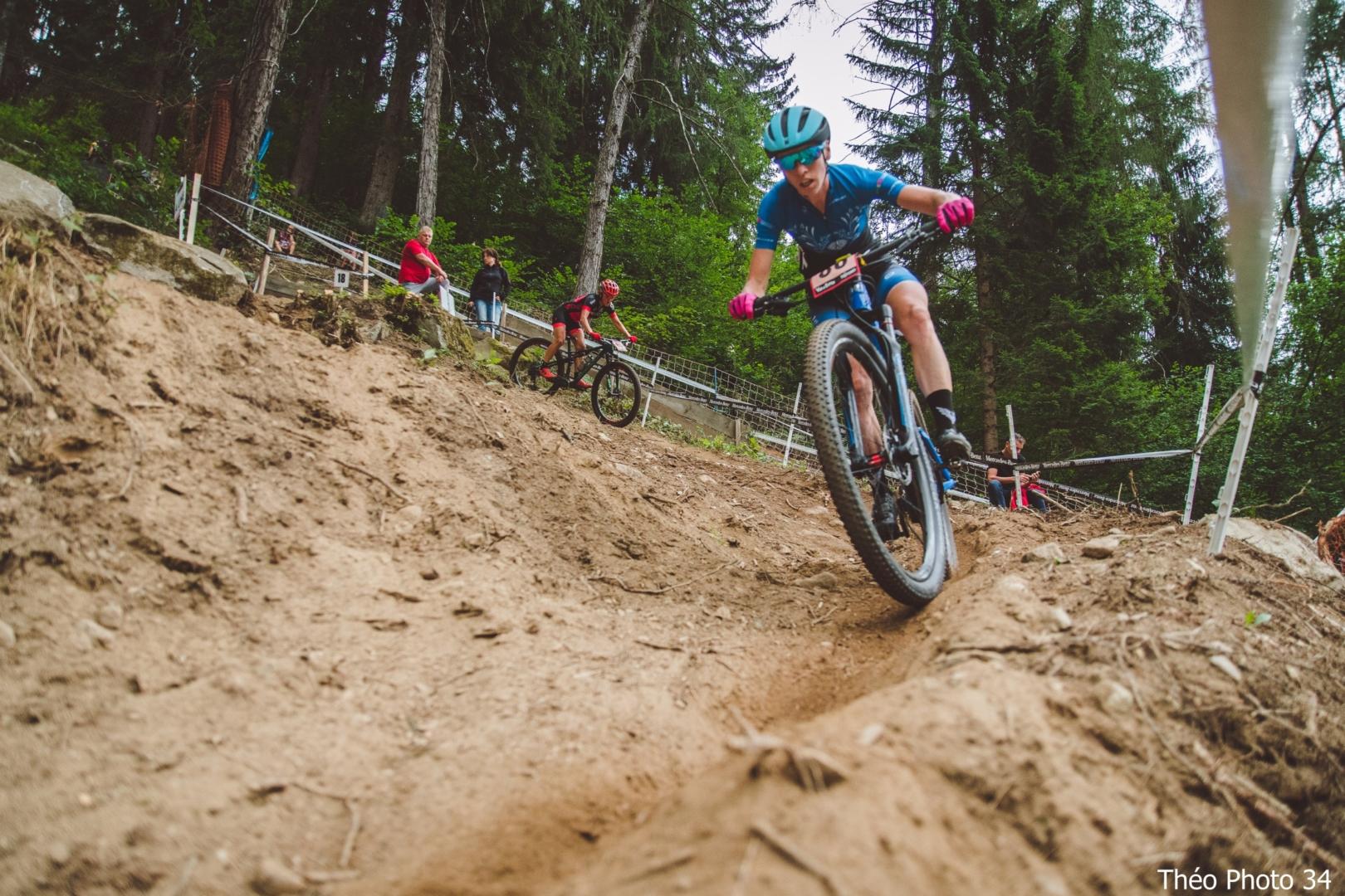 Katarzyna Solus Miśkowicz (KSM Trek Racing) – Puchar Świata XCO, Val di Sole, Włochy
