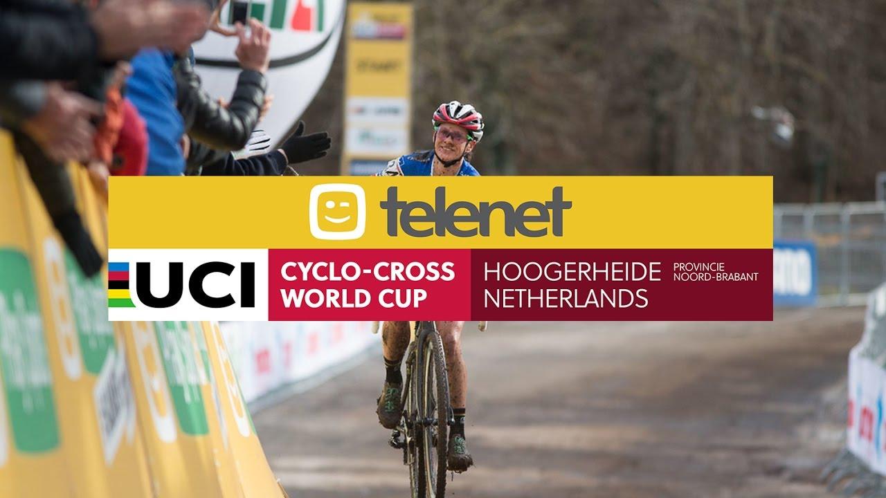 Puchar Świata w kolarstwie przełajowym – Hoogerheide, Holandia [re-live]