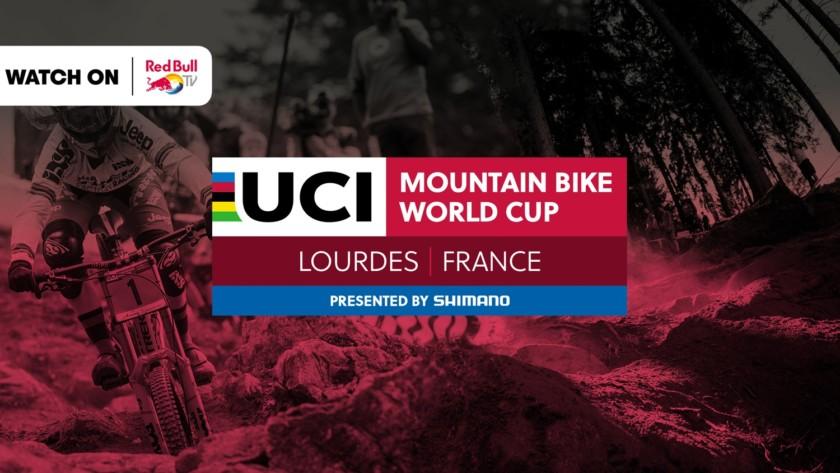 Puchar Świata w kolarstwie zjazdowym – Lourdes, Francja [live]