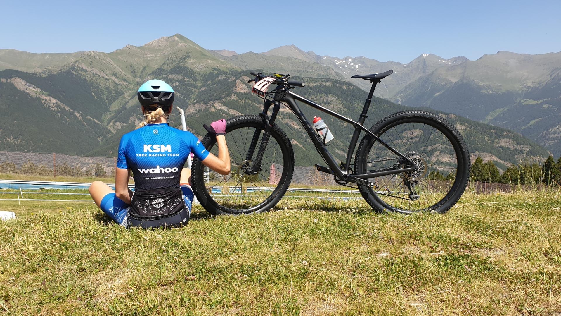 Katarzyna Solus-Miśkowicz (KSM Trek Racing) – Puchar Świata XCO, Andora