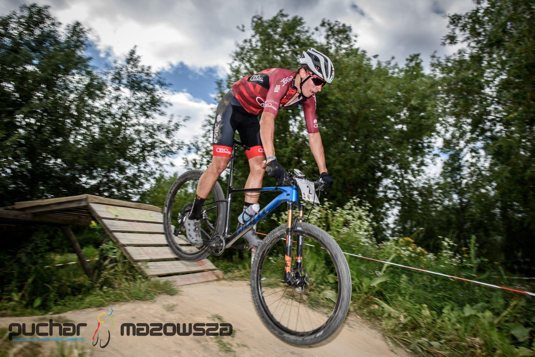 Krzysztof Łukasik (JBG-2 CryoSpace) – Warsaw Cup UCI C3, Warszawa