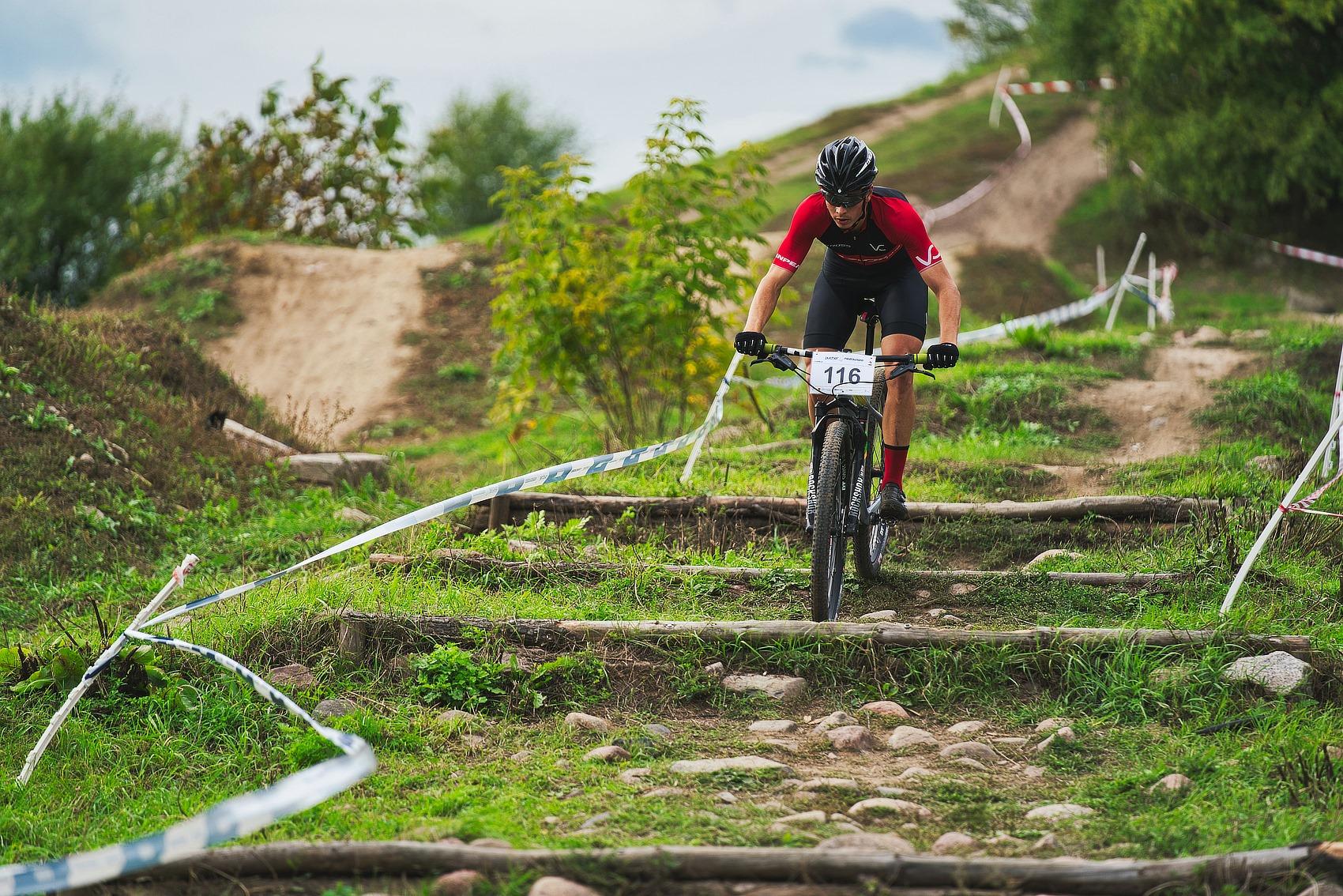 Maciej Jeziorski (jezior.bike) – Puchar Mazowsza MTB XC, Warszawa