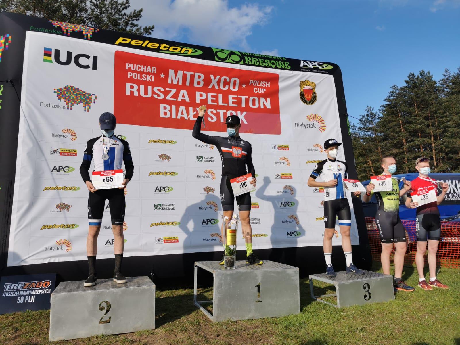 Komentarze zawodników RK Exclusive Doors MTB Team po Pucharze Polski MTB XCO w Białymstoku