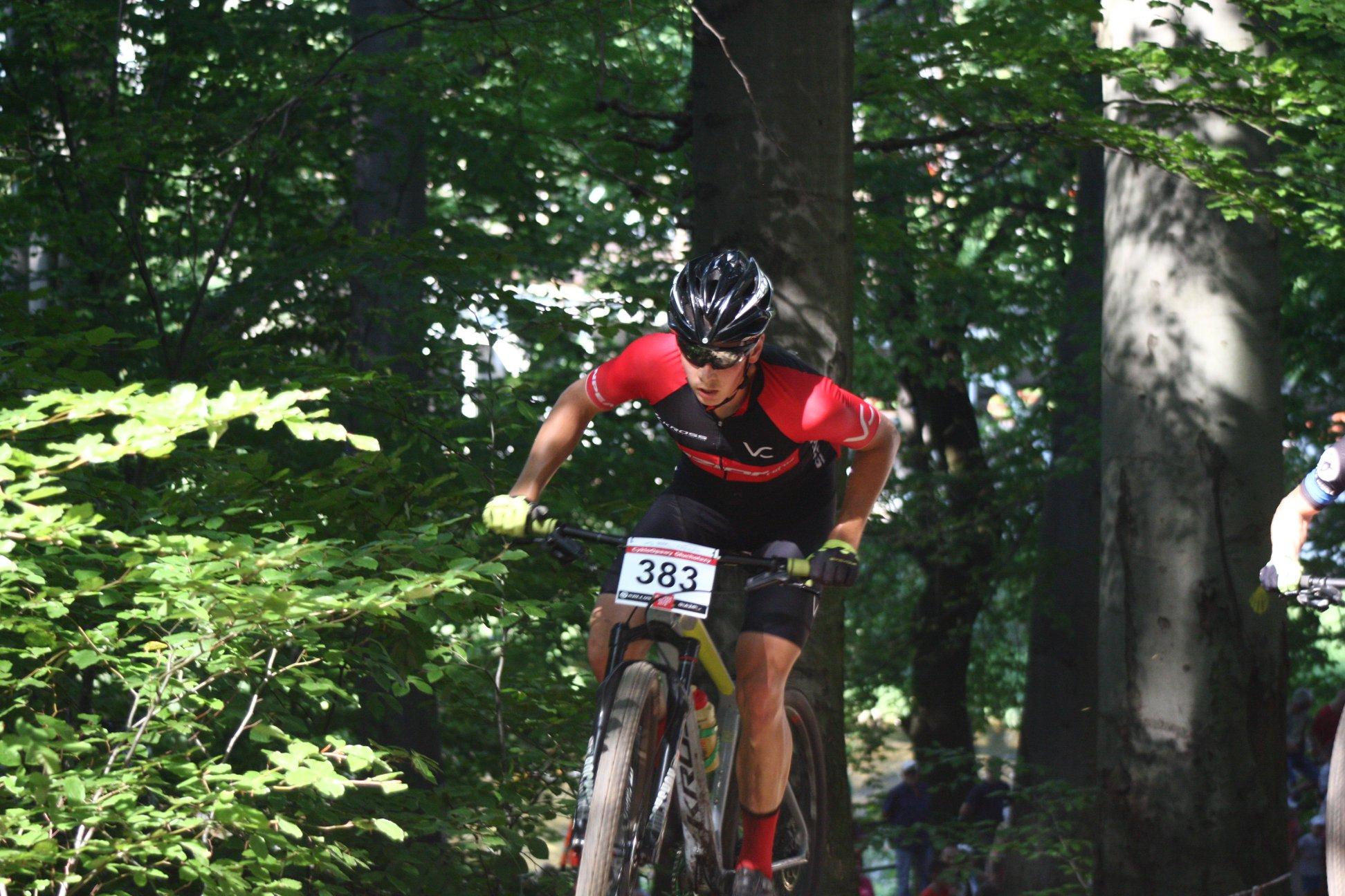 Maciej Jeziorski (jezior.bike) – Puchar Polski XCO, CykloOpawy XC, Głuchołazy