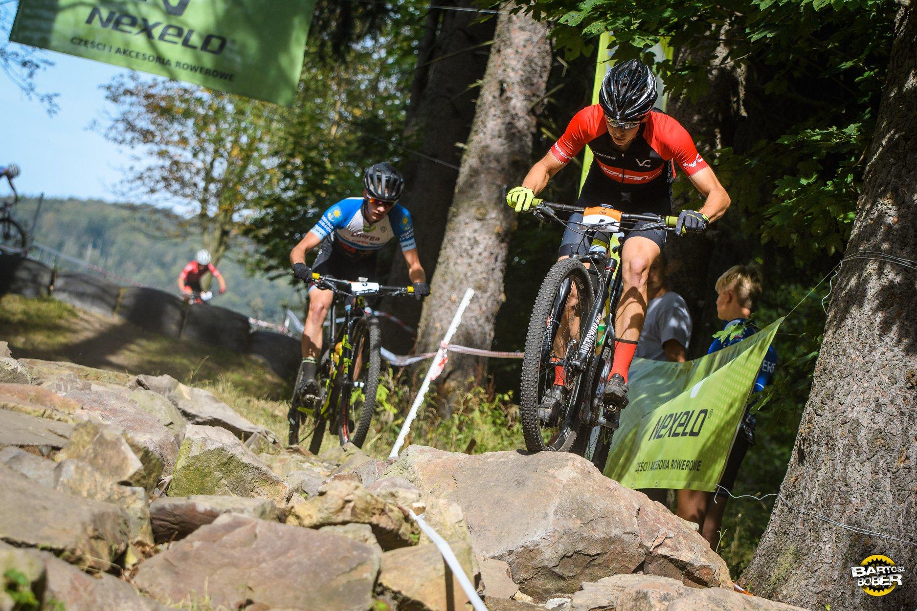 Maciej Jeziorski (jezior.bike) – Puchar Polski XCO, Górale na Start, Boguszów Gorce
