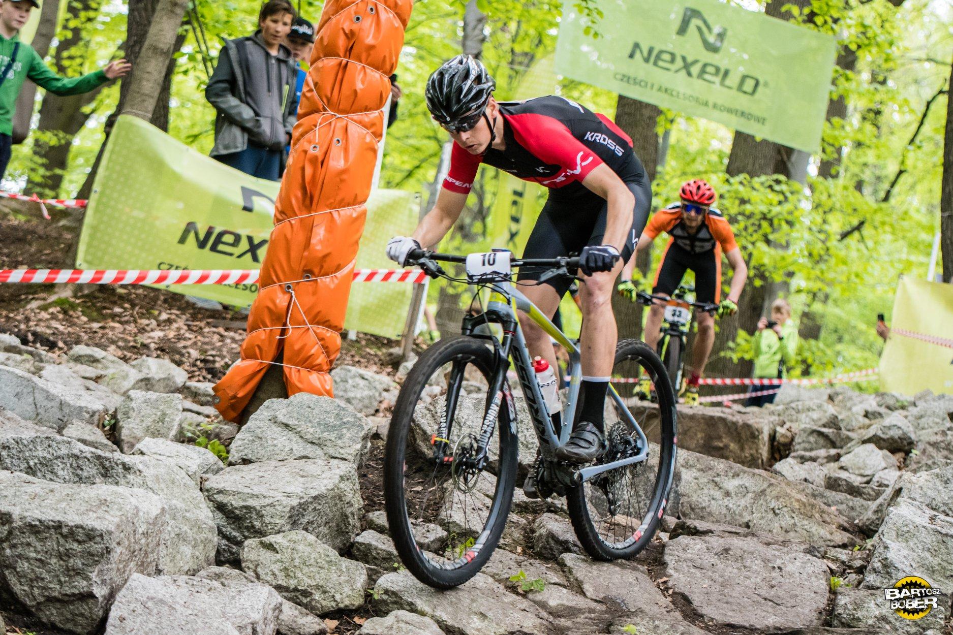 Maciej Jeziorski (jezior.bike) – Górale na Start, Wałbrzych, Puchar Polski XCO