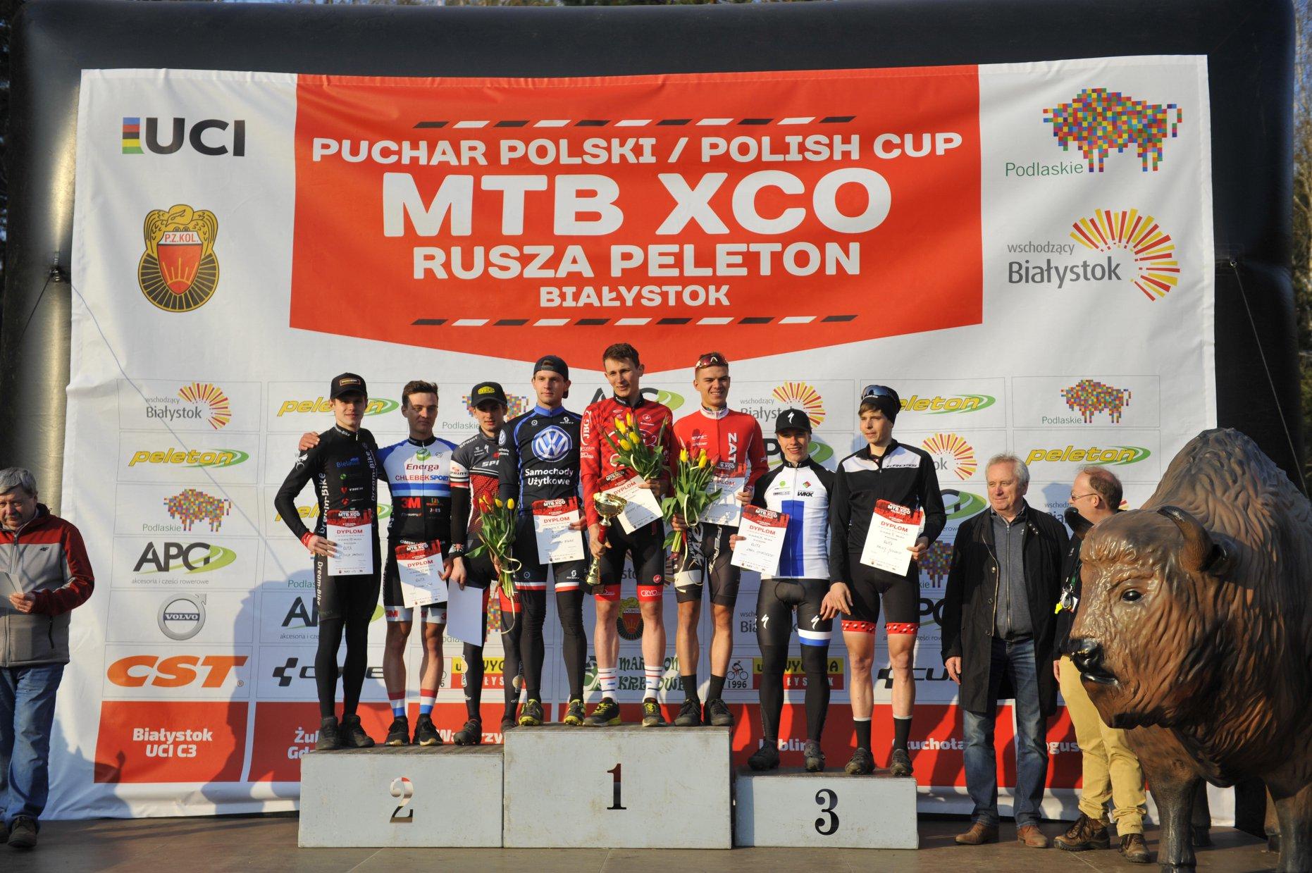 Maciej Jeziorski (jezior.bike) – Rusza Peleton, Białystok