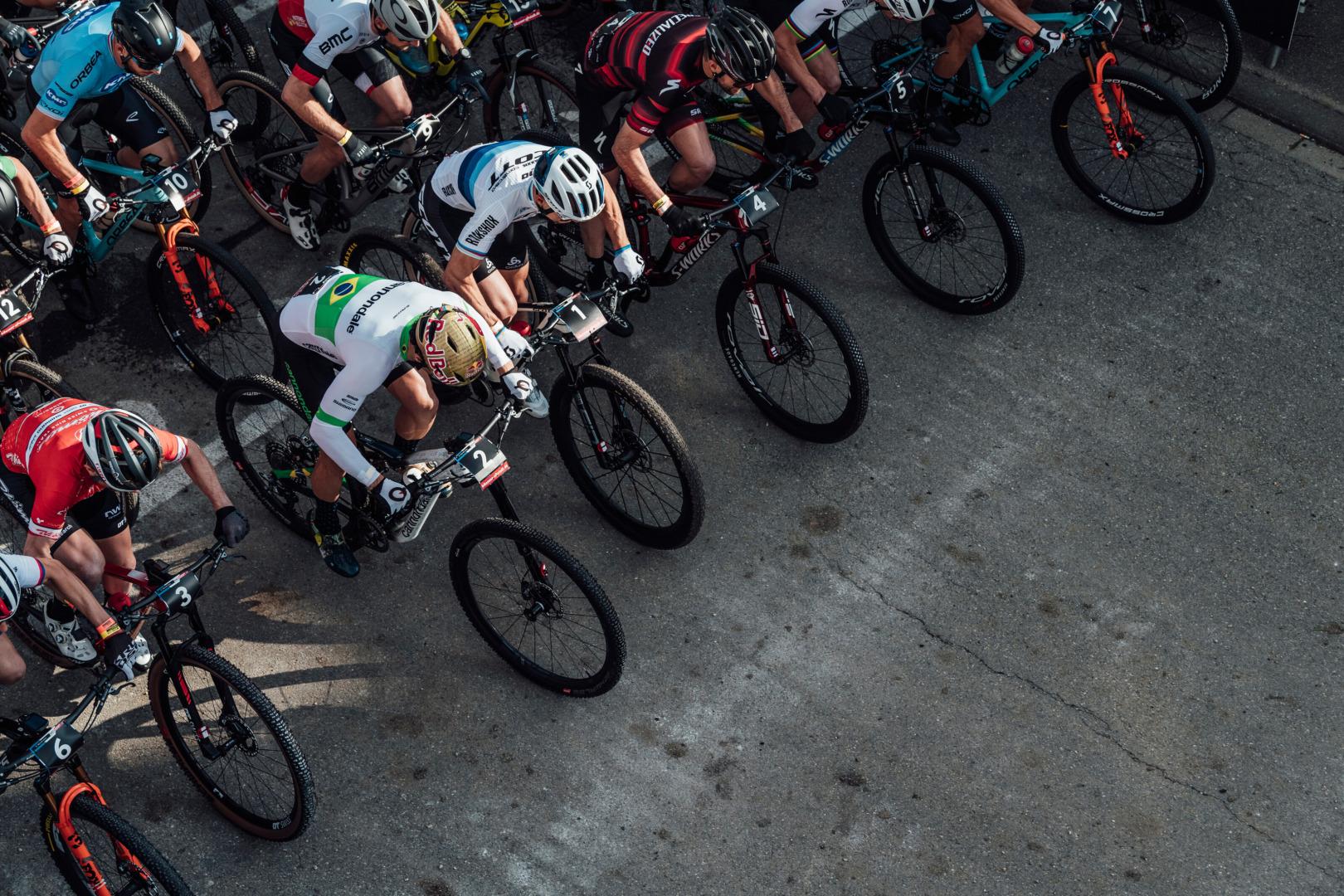 Przegapiłeś transmisję short track (XCC)? Nic straconego! | Puchar Świata MTB XCO, Albstadt