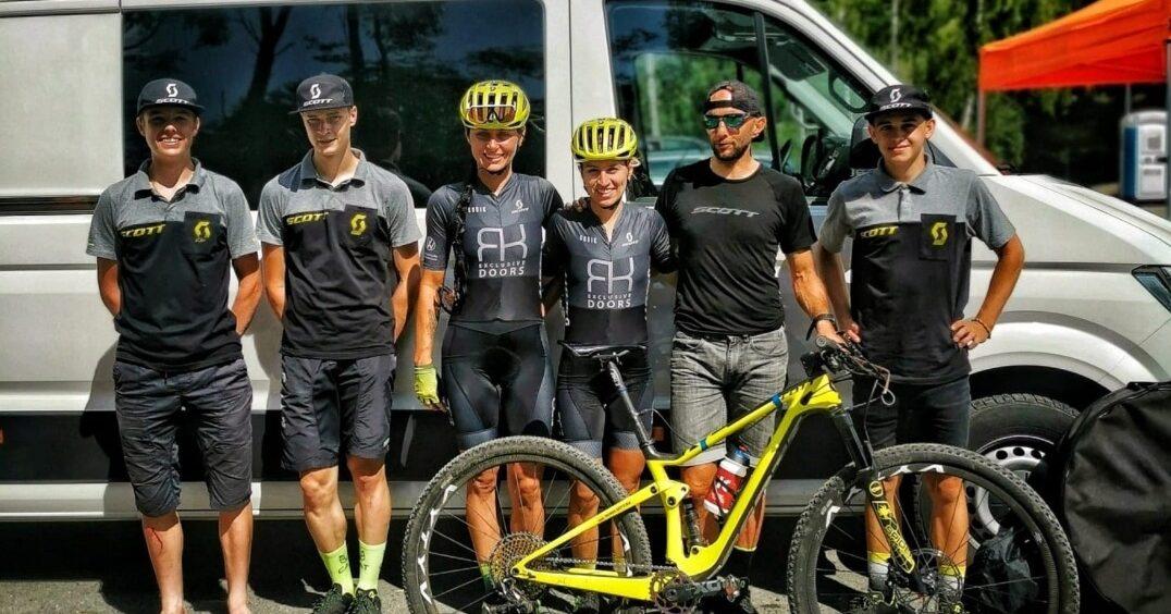 Dobre wyniki zawodników RK Exclusive Doors MTB Team w Czechach | Izomat MTB Cup, UCI C1, Hlinsko