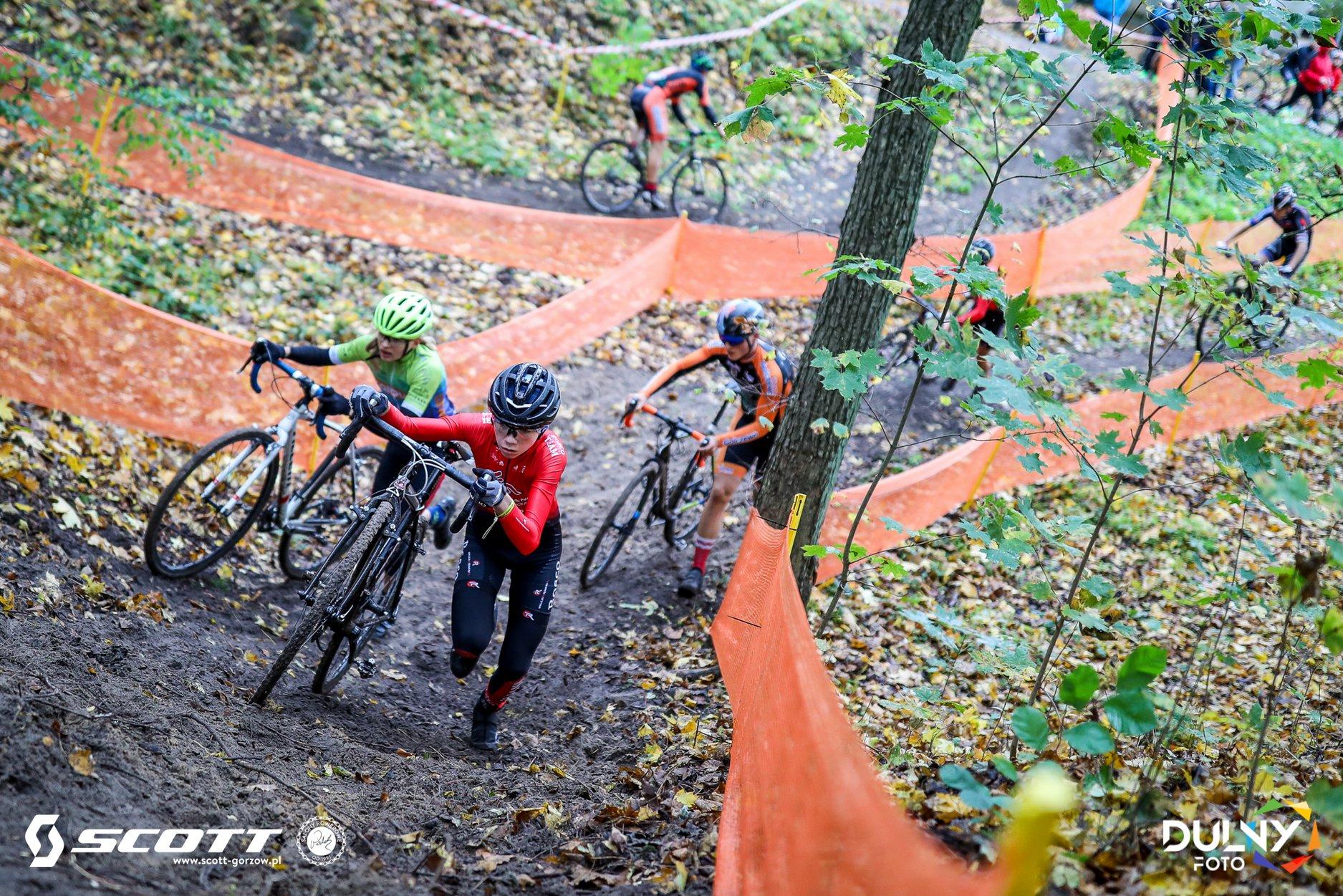Podsumowanie Scott Cyclocross Challenge w Choszcznie