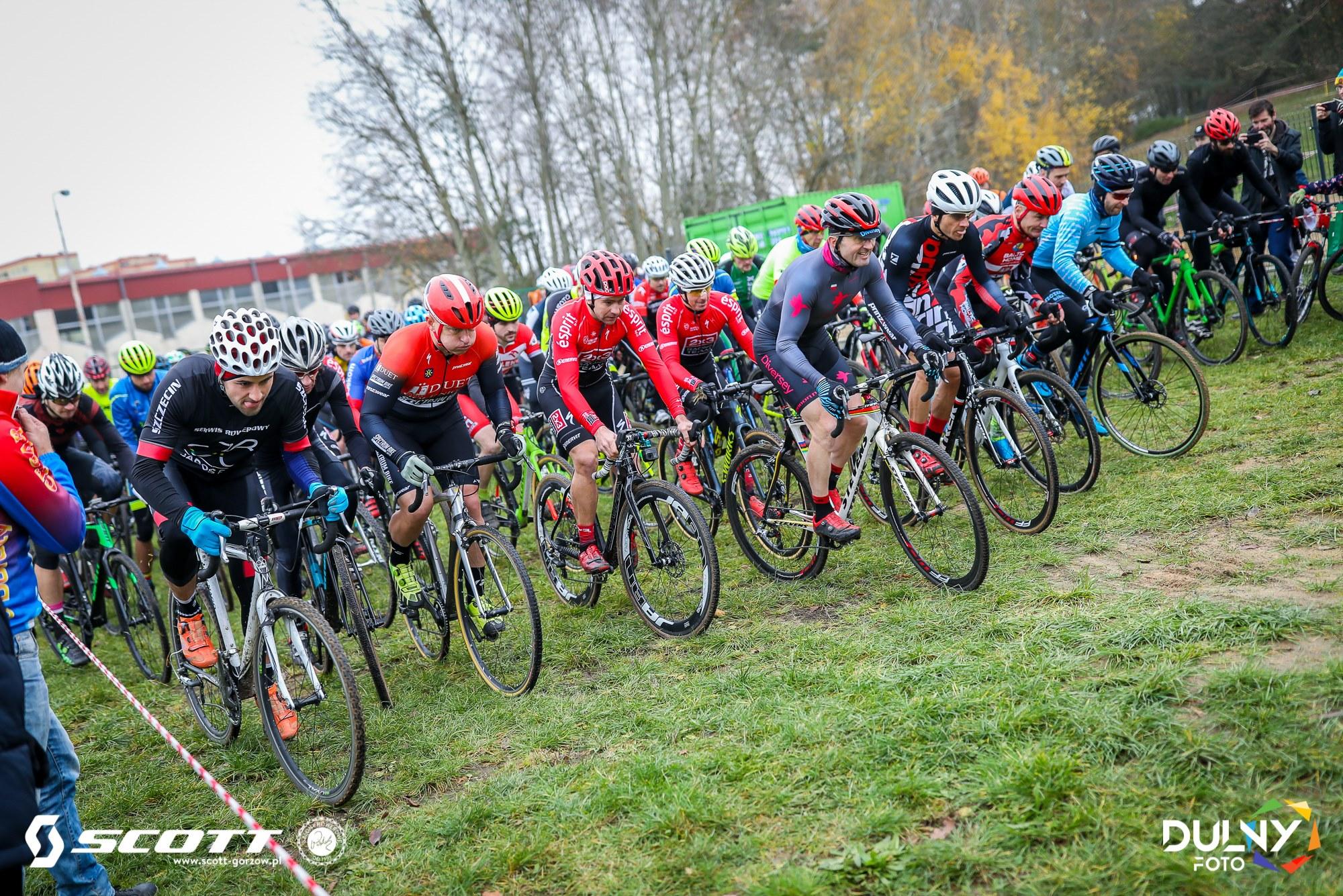 Podsumowanie Scott Cyclocross Challenge w Policach