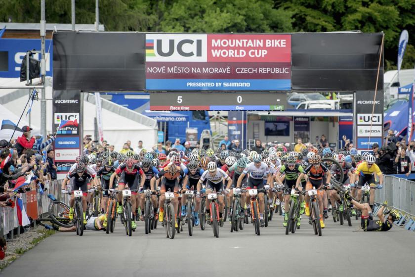 Powtórka z wyścigów Pucharu Świata XCO w Czechach