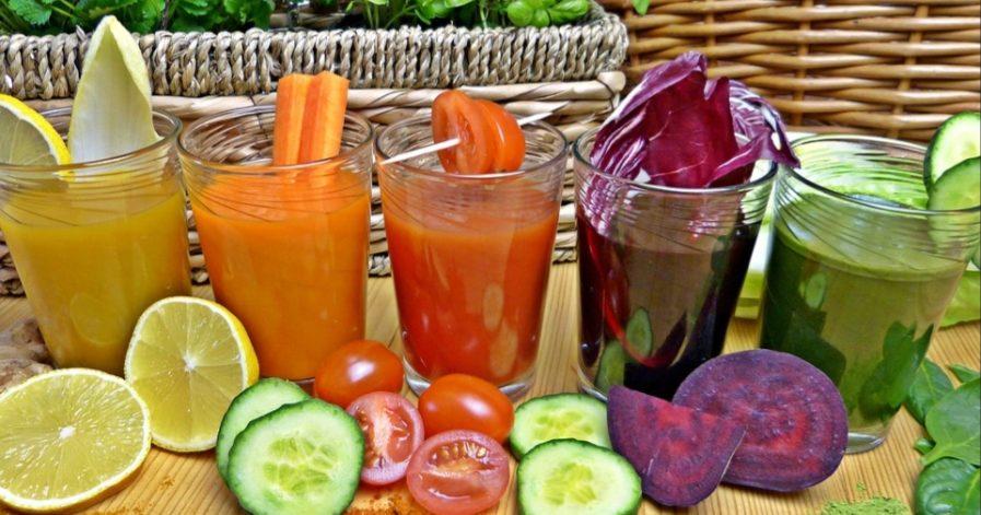 Terapia sokami – idealny sposób na przeziębienie i grypę