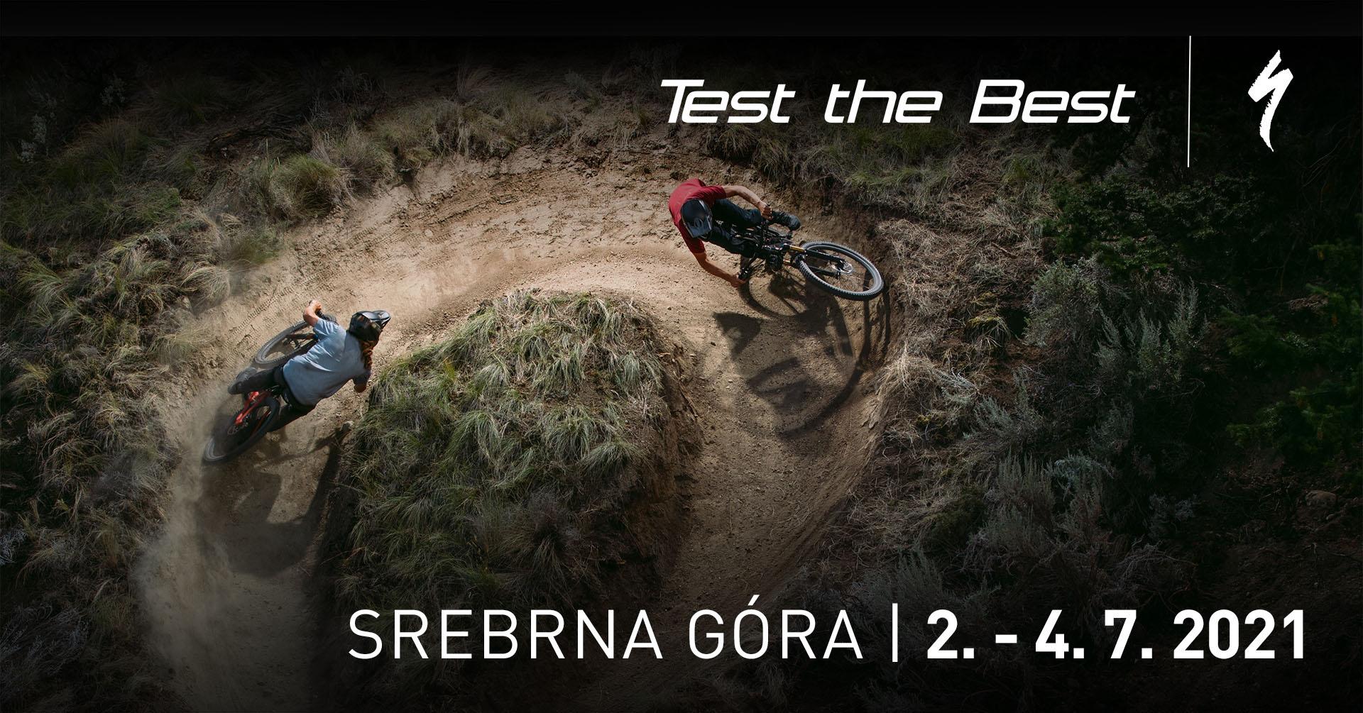 Specialized Test the Best już w ten weekend w Srebrnej Górze!