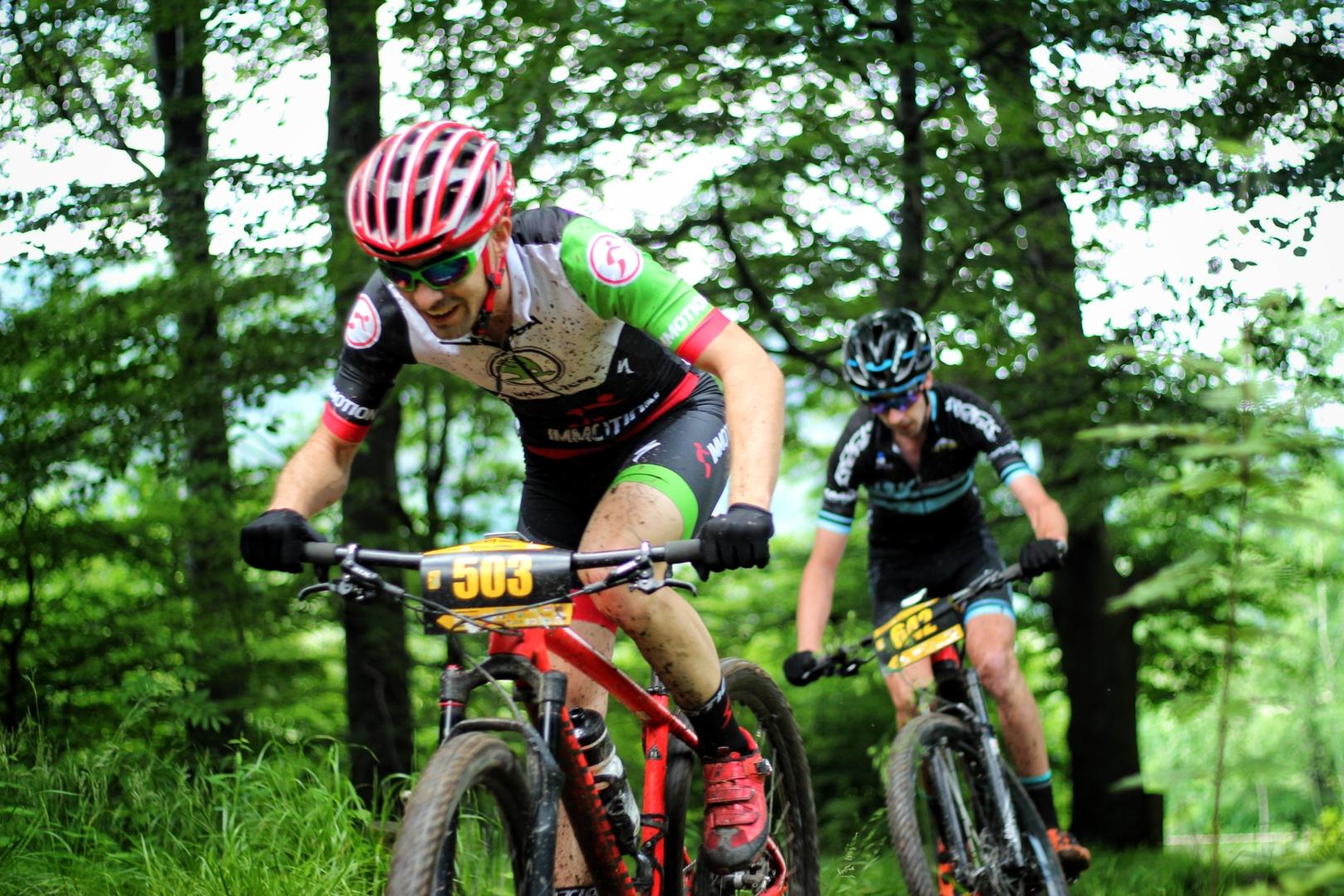 Cykl Pucharu Strefy MTB Sudety gościł w Walimiu
