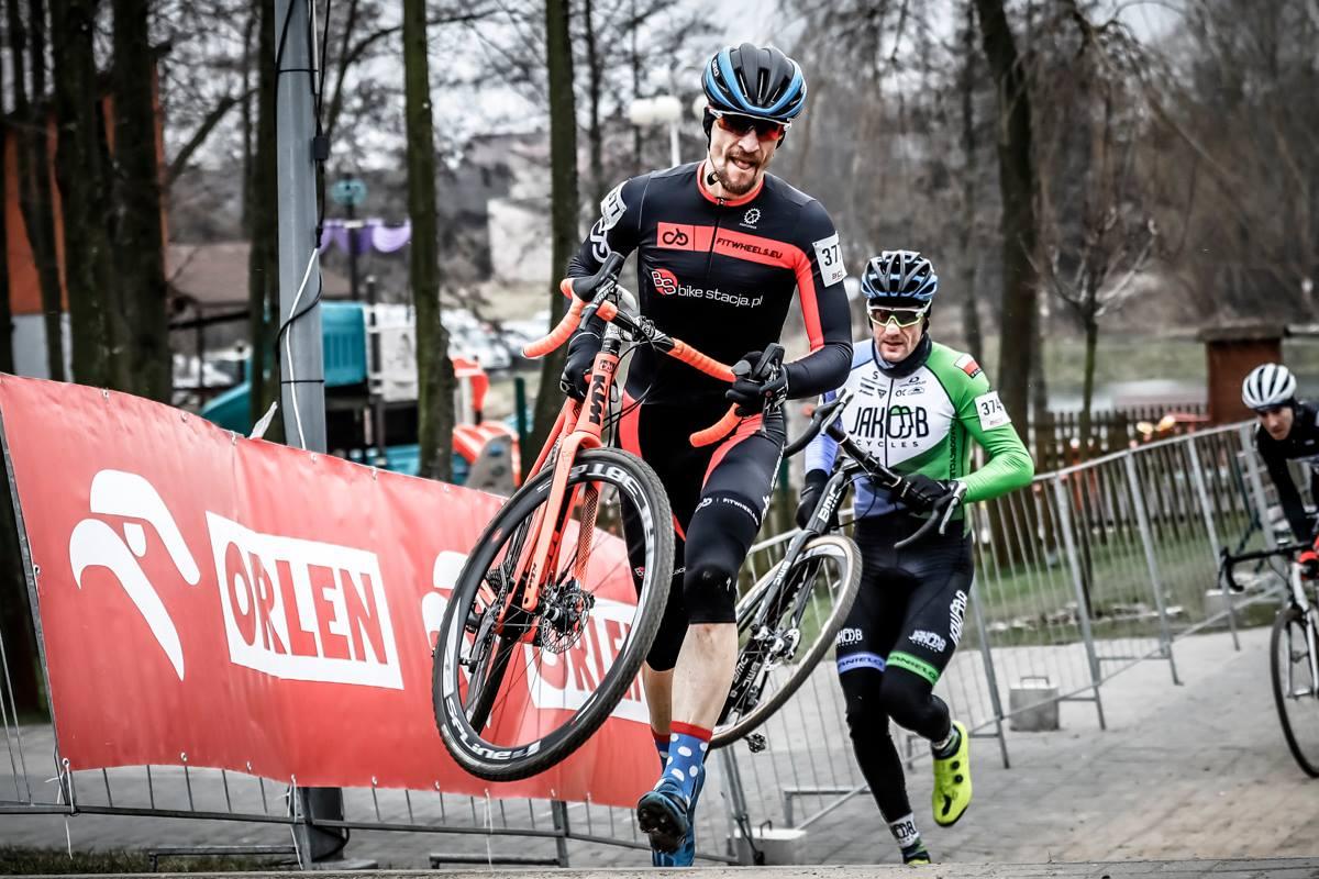 """Szczepan Paszek (Bikestacja/Fitwheels): """"to był dla mnie najboleśniejszy fizycznie wyścig w tym sezonie"""""""