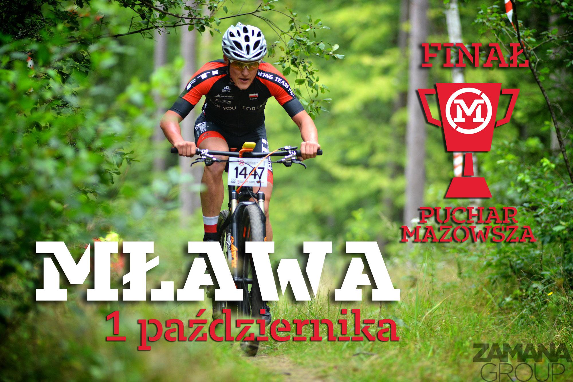 Cisowianka Mazovia MTB Marthon powraca do Mławy