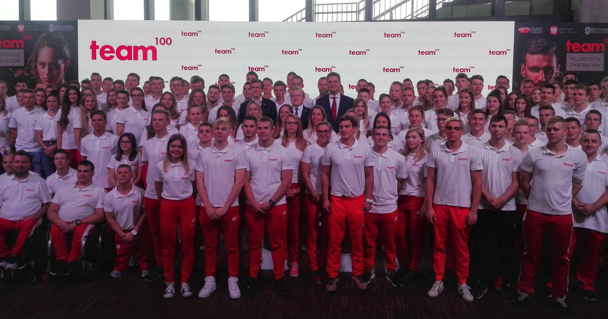 #team100 to już #team250, ale nadal bez kolarzy górskich