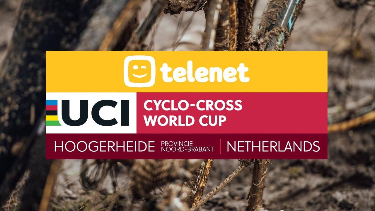 Finał Pucharu Świata w kolarstwie przełajowym – Hoogerheide, Holandia