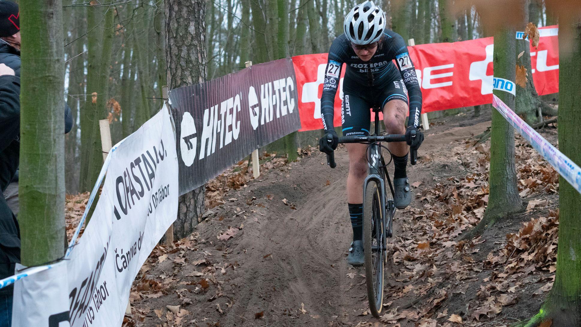 Barbara Borowiecka (Szczepan Bike) – Toi Toi Cup, Kolin (UCI C2)
