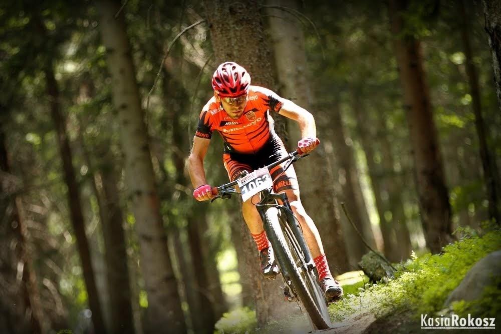 Łukasz Klimaszewski (Mitutoyo AZS Wratislavia) – Ultra Bike Maraton, Szklarska Poręba