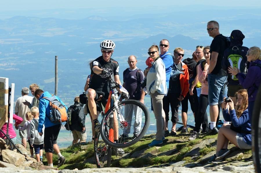 Uphill Kowary – Przełęcz Okraj coraz bliżej. Start 15 sierpnia