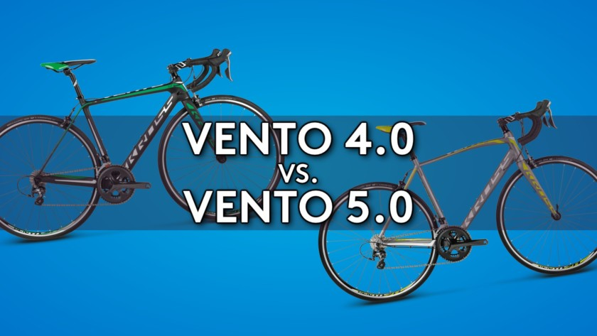 Rowery szosowe Kross Vento 4.0 i Vento 5.0