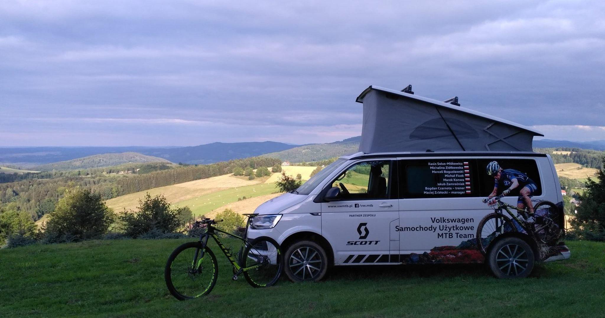 Michał Ficek (Volkswagen Samochody Użytkowe MTB Team) – Maraton MTB Kargula i Pawlaka / GP Kaczmarek Electric MTB
