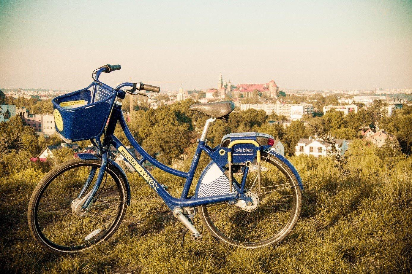 Wavelo otwiera się na turystów. Specjalna karta upraszcza wypożyczanie roweru