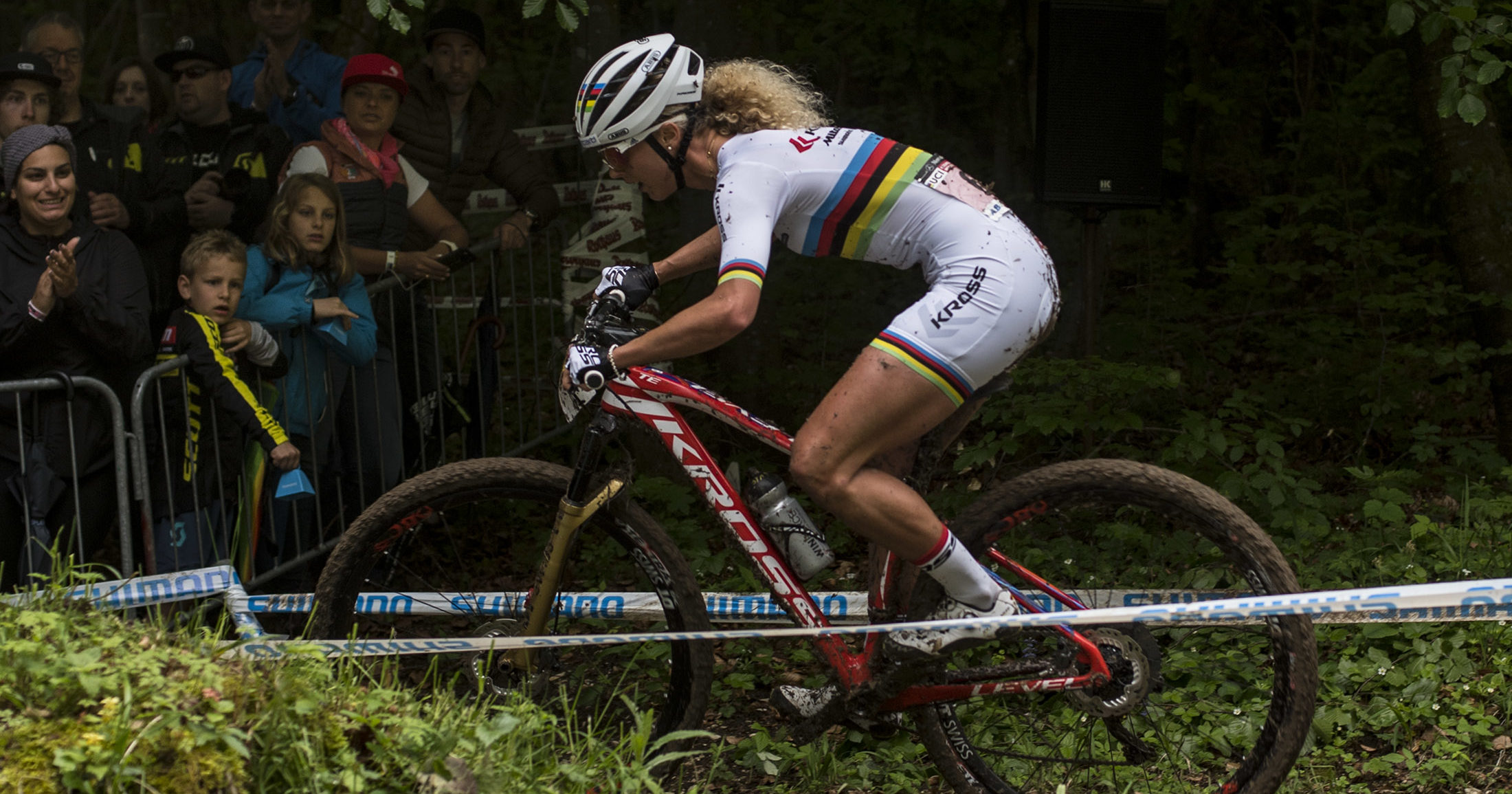 Jolanda Neff wygrywa Puchar Świata w Albstadt, Maja Włoszczowska siódma
