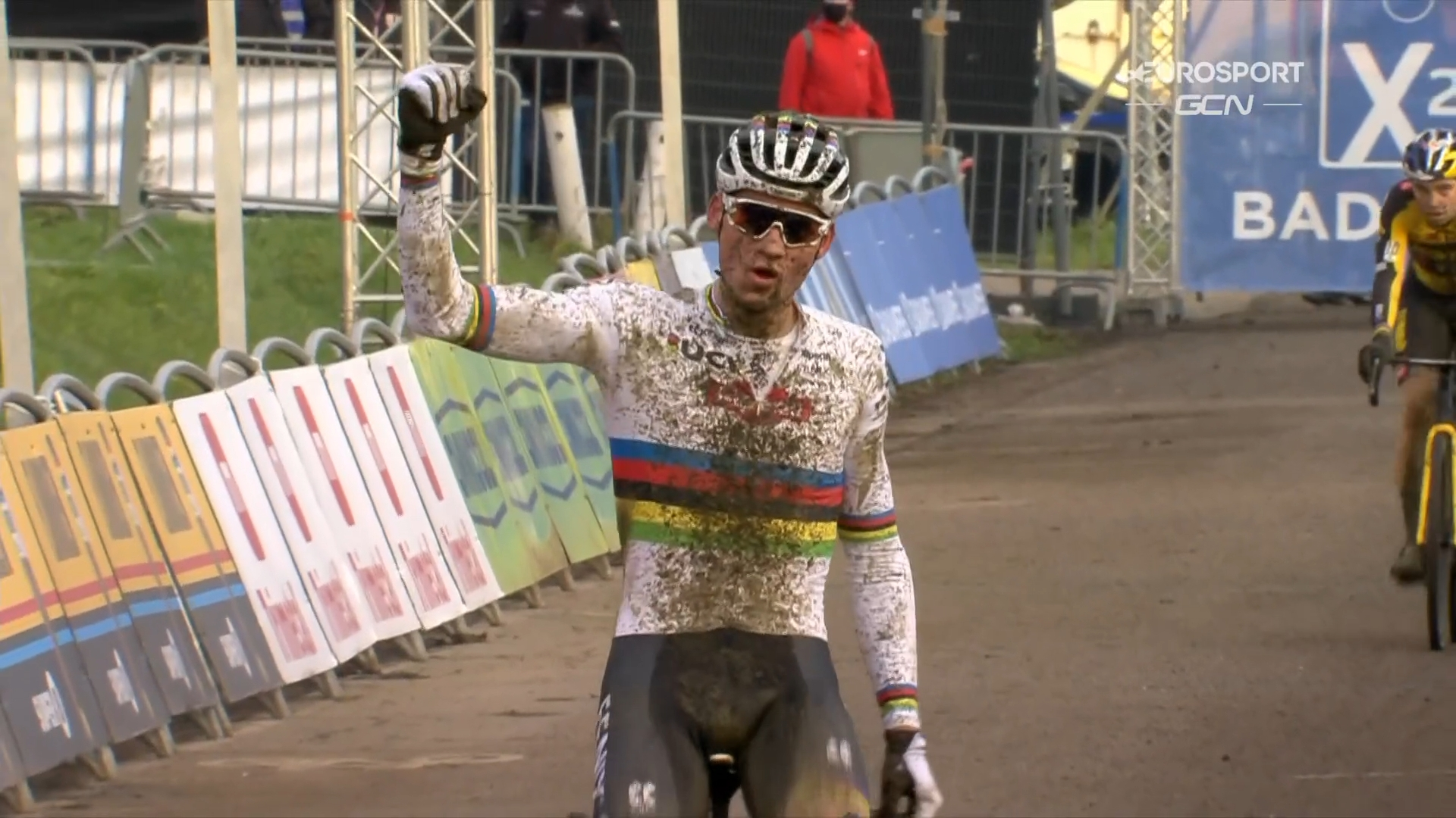 Zacięta rywalizacja na GP Sven Nys w Baal