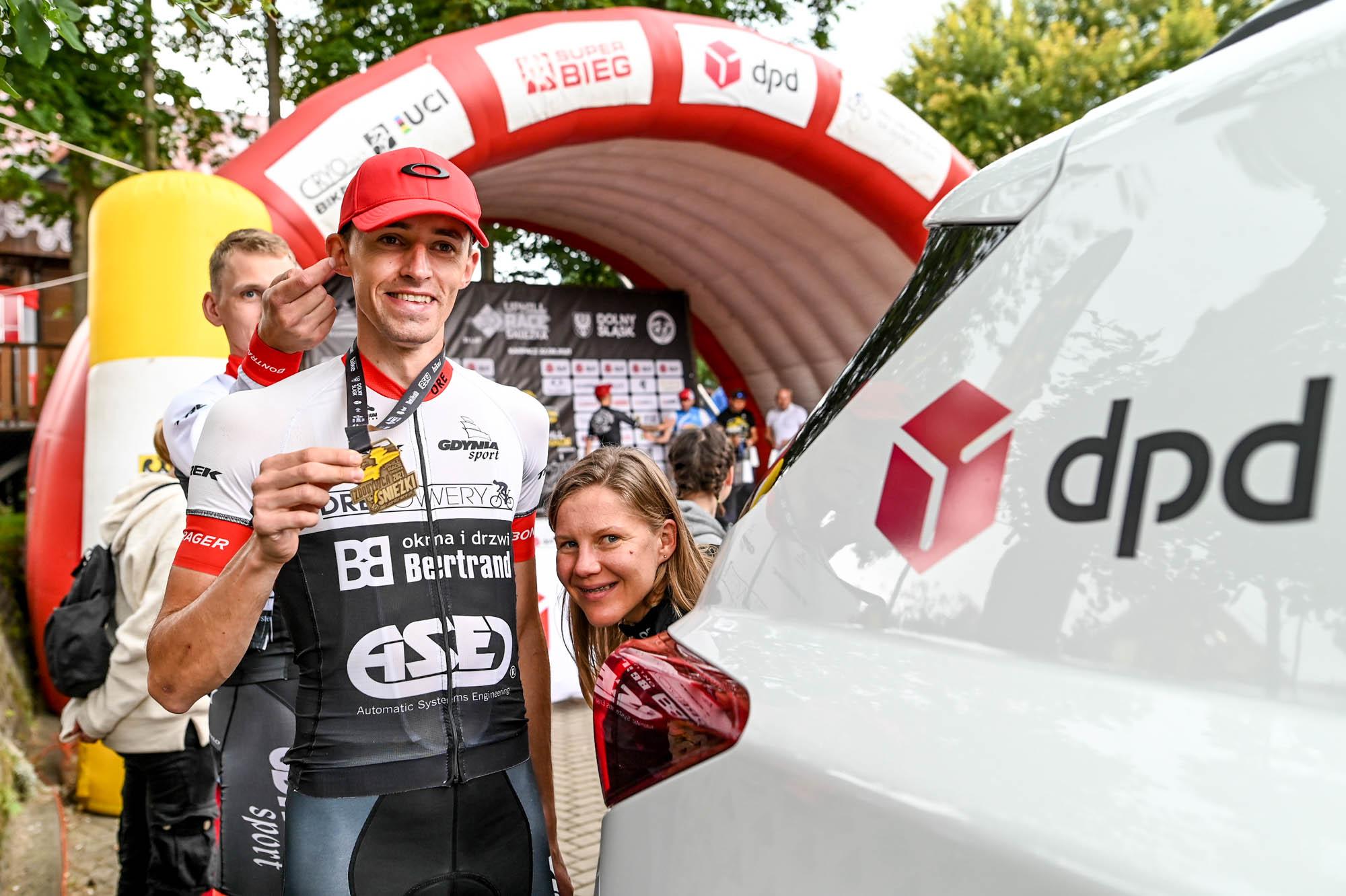 Łukasz Derheld wygrywa XXXI Uphill Race Śnieżka