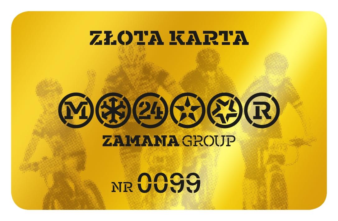 Ze złotą kartą Zamana Group w nowy sezon
