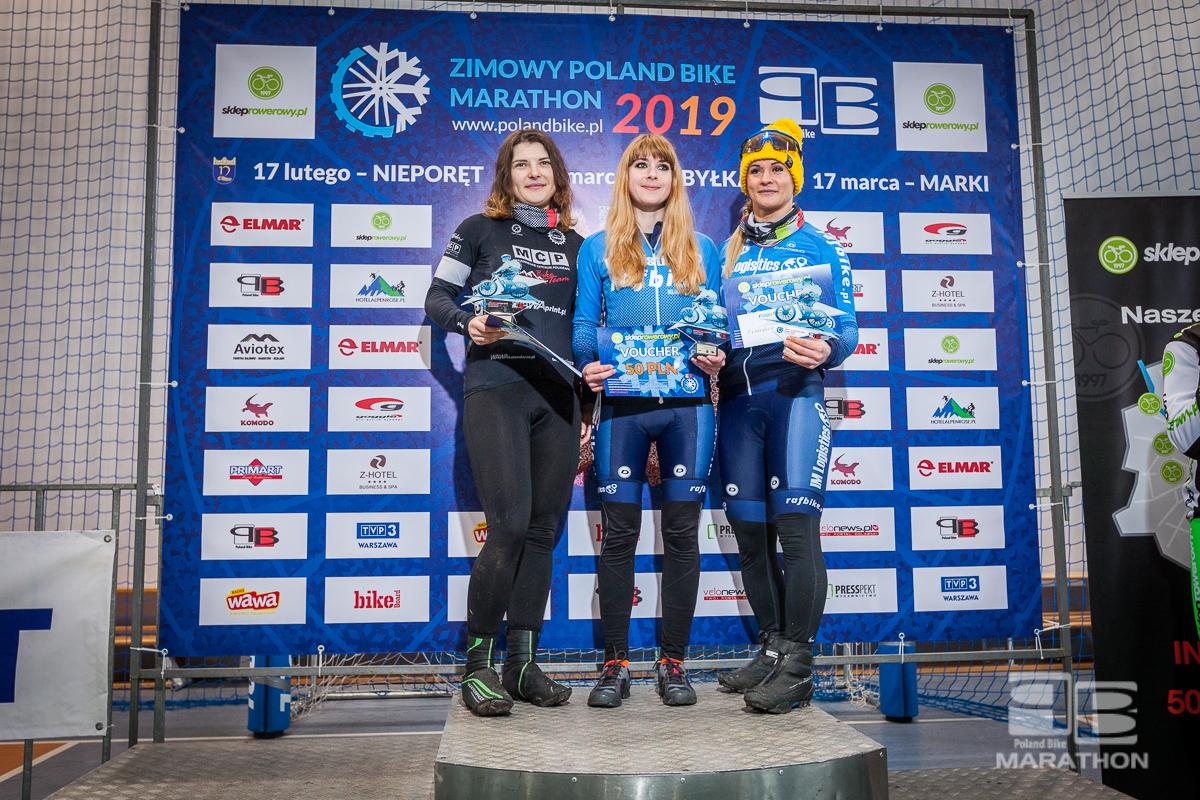 Relacja z inauguracji Zimowego Poland Bike Marathon w Nieporęcie