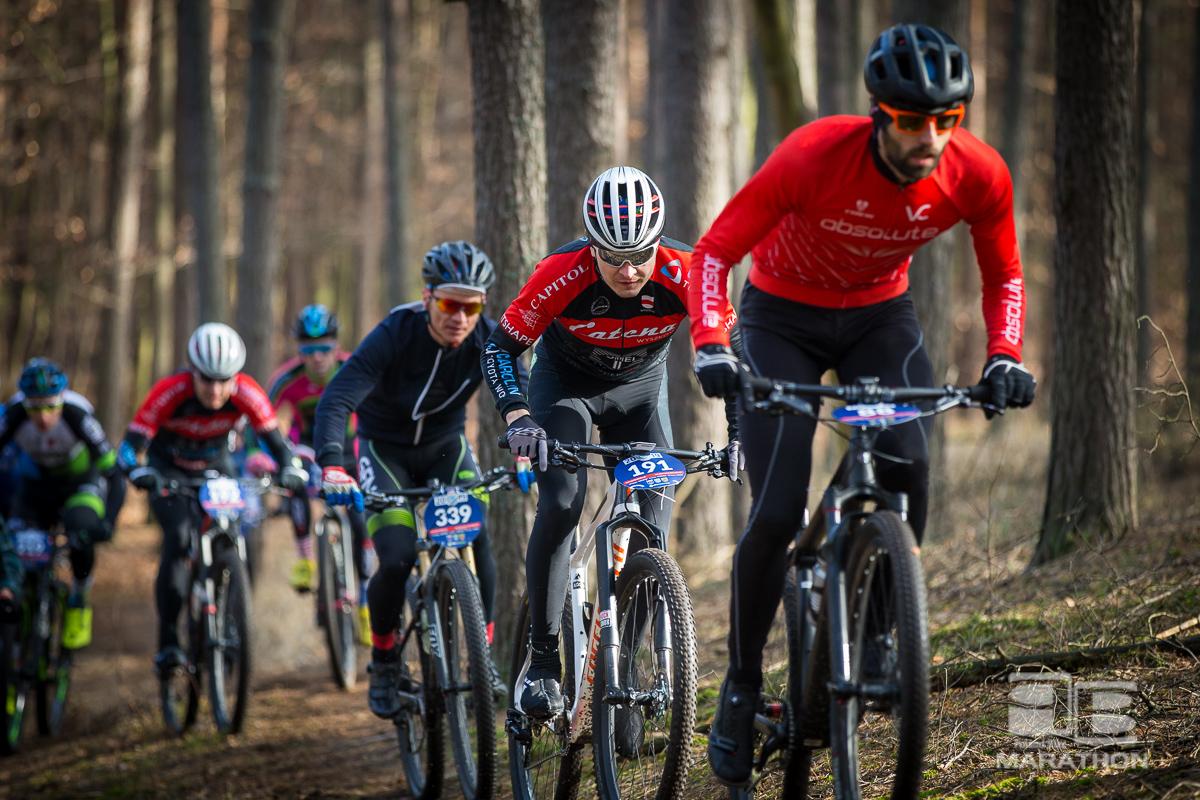 17 marca. Zimowy Poland Bike Marathon jedzie do Marek