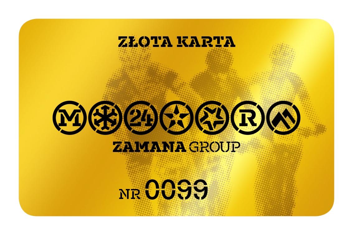 Złota karta Zamana Group znów dostępna